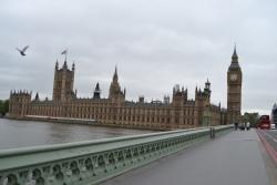 Westminster Bridge; Parliament
